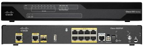 Routers 892 K9 Cisco Colombia Servicios Y Productos