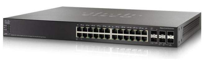 SWITCHES SF500-24P-K9-NA CISCO COLOMBIA - Servicios y Productos Colombia. Venta y Distribución